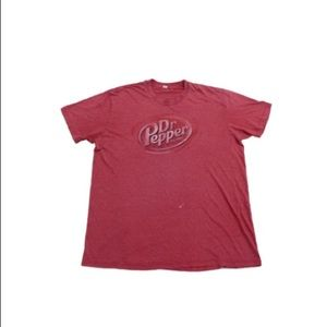 Other - Classic Distressed Dr Pepper T